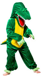 View Item Kid's Crocodile Costume