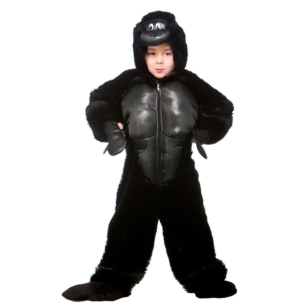 Deluxe-King-Kong-Gorilla-Kids-Fancy-Dress-Jungle-Animal-Childs-Boys-Costume-3-13