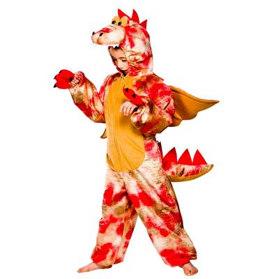 Red Dinosaur Costume