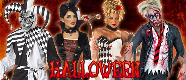 Halloween Fancy Dress Costumes
