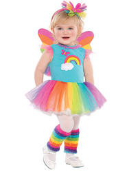 View Item Rainbow Fairy Costume