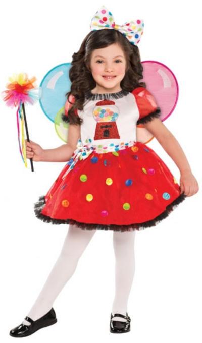 Gumball Fairy Costume