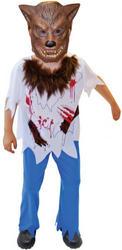 View Item Werewolf Costume