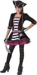 View Item High Seas Teen Pirate Costume
