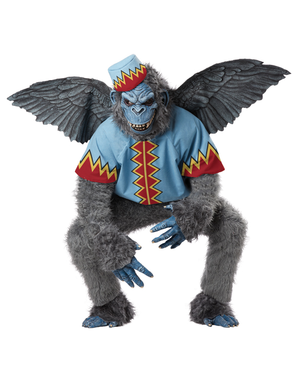how to make a flying monkey costume