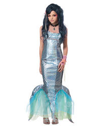View Item Pearl Swirl Mermaid Costume