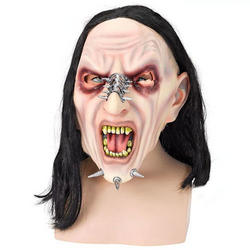 View Item Pierced Monster Mask