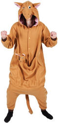 View Item Kangaroo Onesie Costume