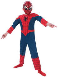 View Item Ultimate Deluxe Spiderman Costume