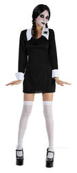 View Item Creepy School Girl Costume