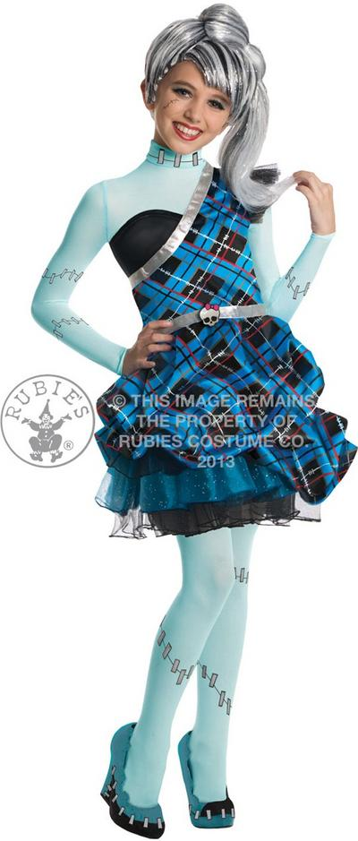 Frankie Stein Sweet 1600 Costume