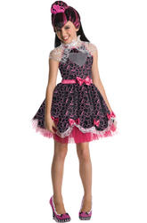 View Item Draculaura Sweet 1600 Costume