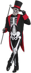 View Item Mr Bone Jangles Skeleton Costume