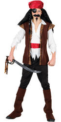 View Item Kids Caribbean Pirate Costume