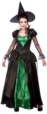 View Item Emerald Witch Costume