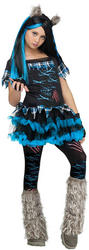 View Item Blue Beastie Costume