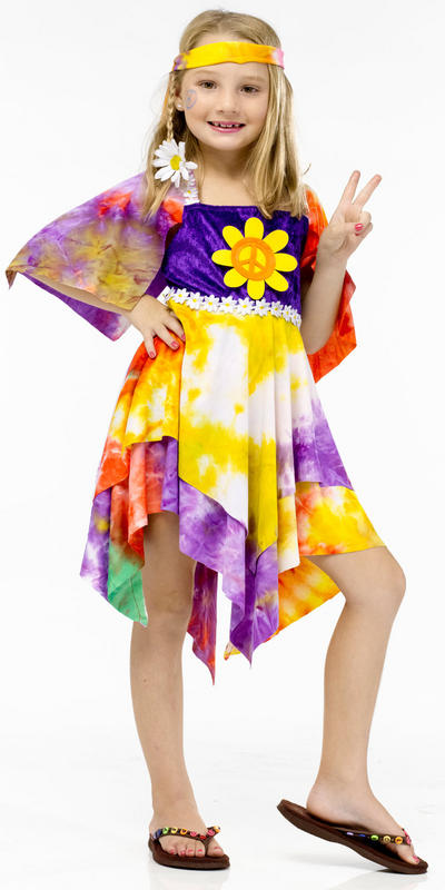 Daisy Hippie Costume