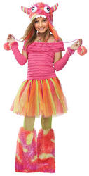 View Item Kid's Whild Child Monster Costume
