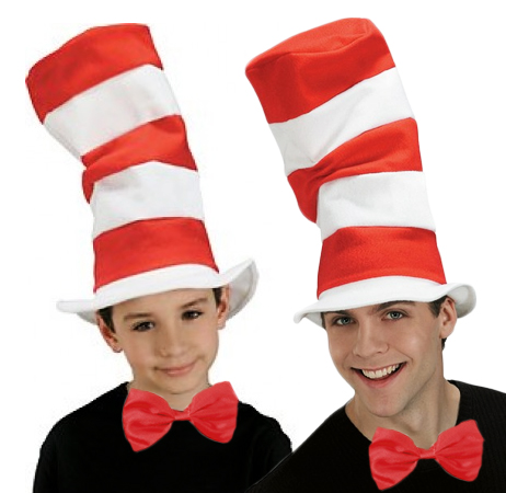 Cat-in-the-Hat-Bow-World-Book-Week-Character-Fancy-Dress-Kids-Adult-Costume-Ac