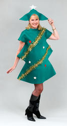 View Item Christmas Tree Costume