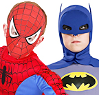 Comic Book Character Costumes