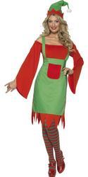View Item Cute Elf Costume