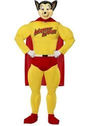View Item Mighty Mouse Costume