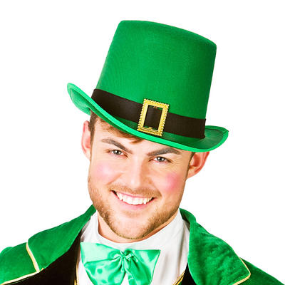 St Patricks Day - Leprechaun Top Hat