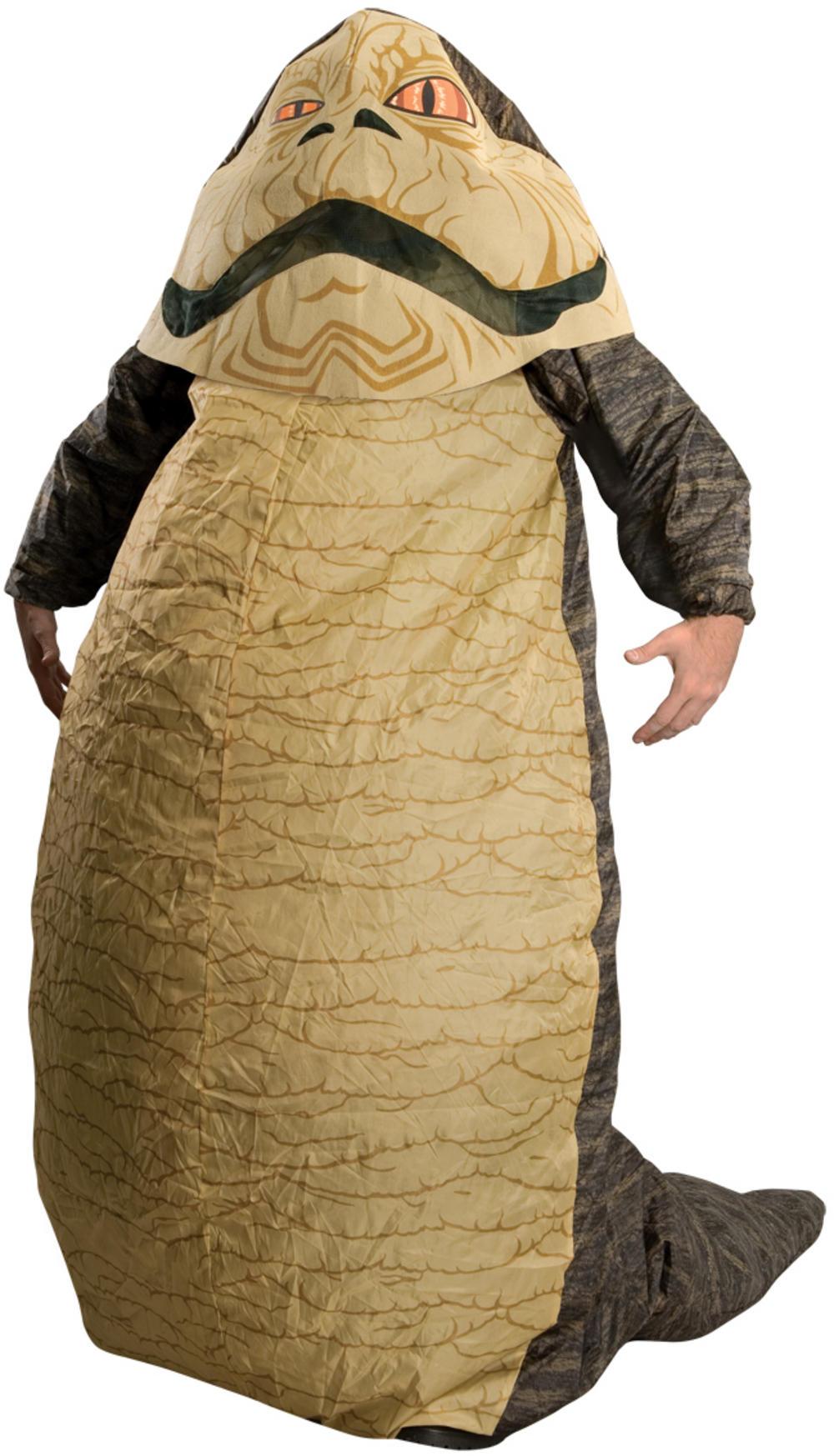 Star Wars Jabba The Hutt Costume | Star Wars Fancy Dress ... Jabba The Hutt Costume