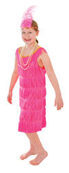 View Item Pink Flapper Dress