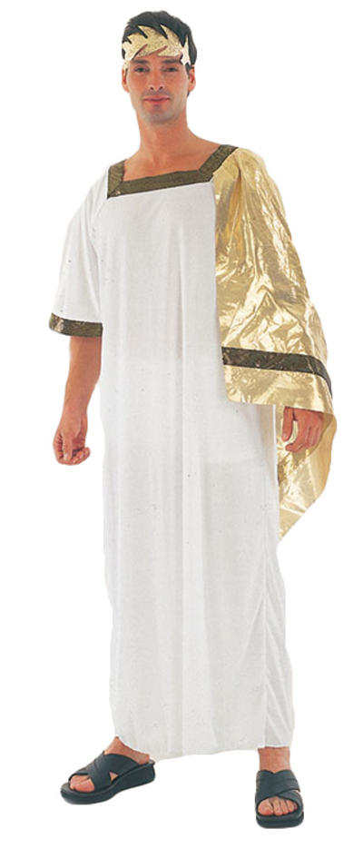 Как сделать греческий костюм из простыни для мальчика