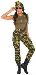 View Item Camo Cutie Costume