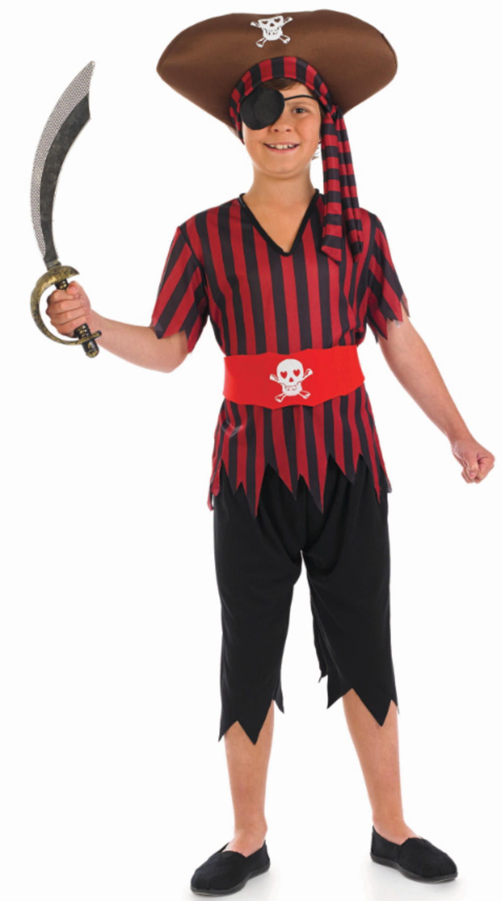 Как сделать костюм пирата для детей своими руками: мастер
