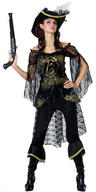 View Item Pirate Princess Costume