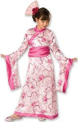 View Item Asian Princess Geisha Costume