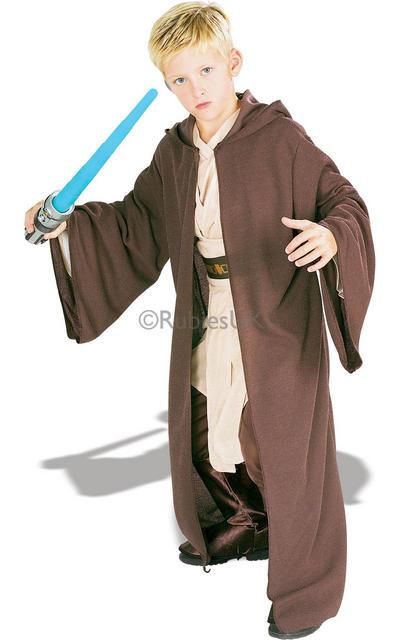 Kids' Star Wars Deluxe Jedi Robe