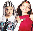 Girls Fancy Dress Costumes