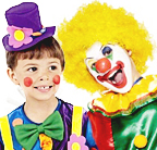 Circus & Clown Costumes