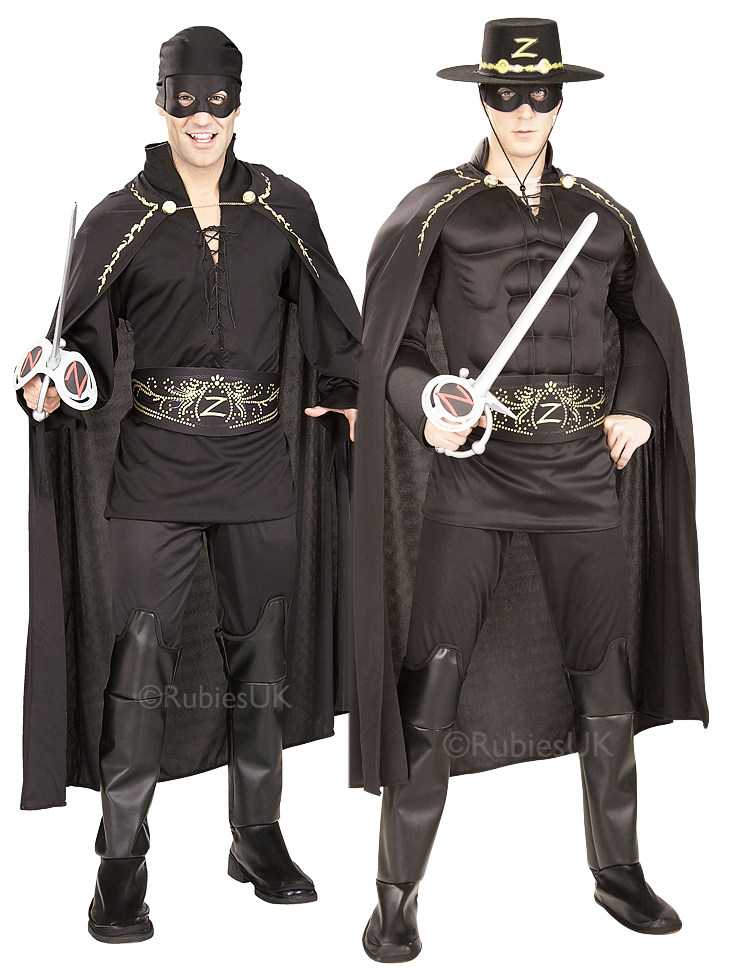 marvellous zorro outfit male 9