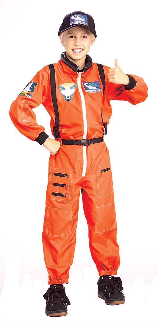 Astronaut Age 3-4 Boys Fancy Dress Kids Space Suit Child NASA Uniform Costume | eBay