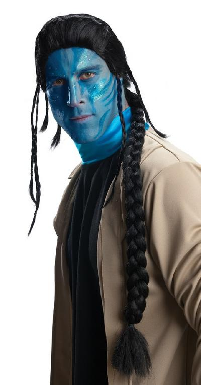 Adults' Avatar Jake Sully Wig