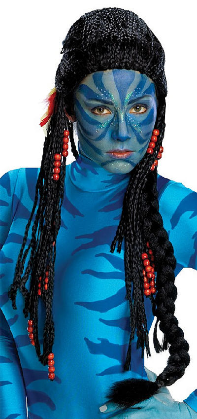 Ladies' Avatar Neytiri Wig