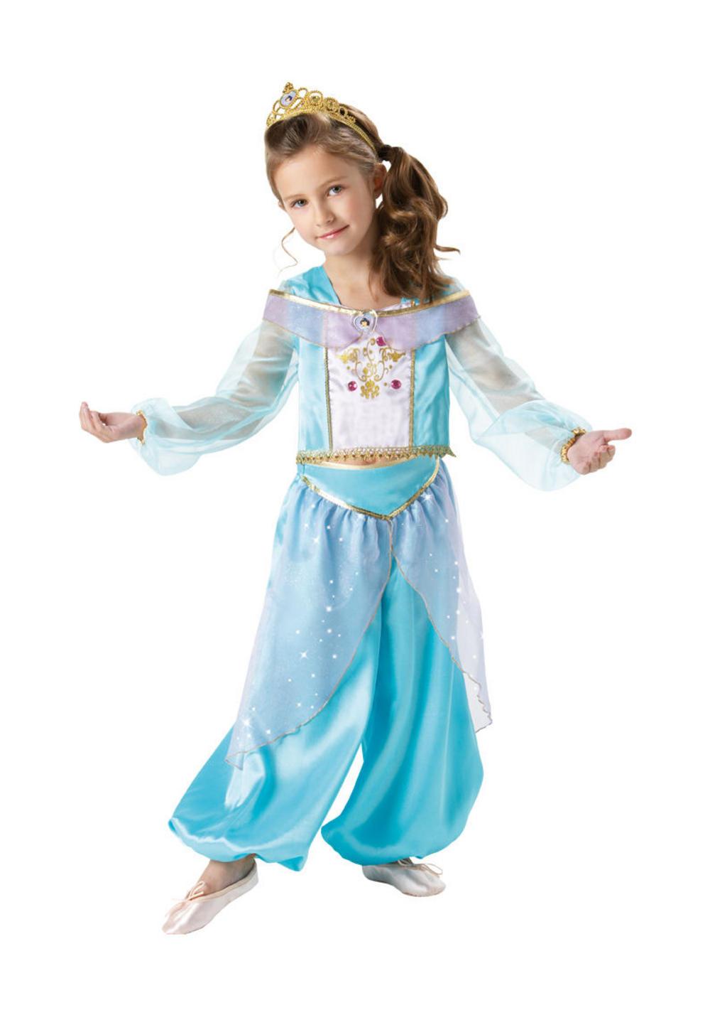 Girls' Disney Princess Jasmine Costume