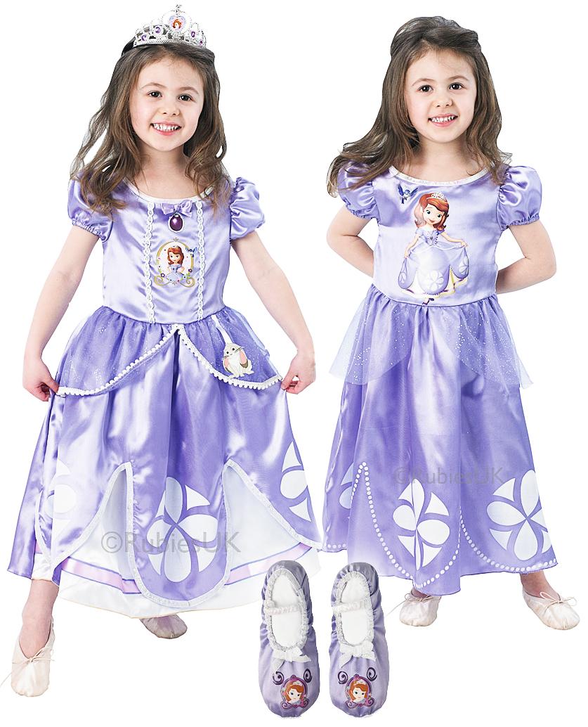Sofia Princess Pumps Girls Fancy Dress Disney Princess Princess Costume From Sofia The Printable
