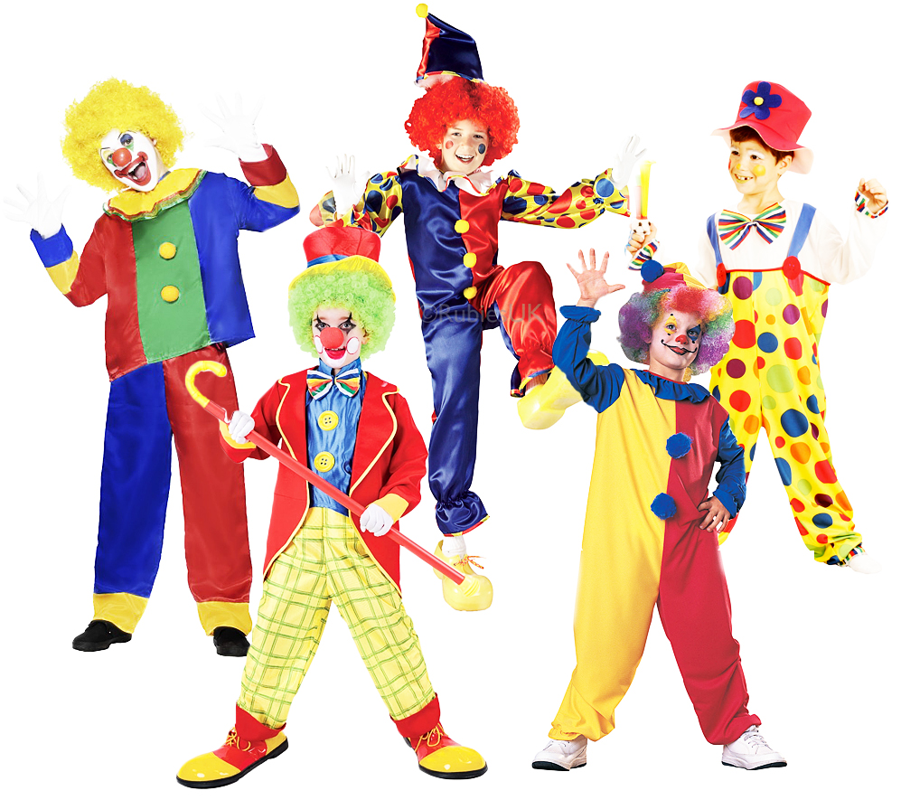 Pics photos comedy and clown fancy dress costumes for all ages