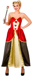 View Item Storybook Queen Of Hearts Costume
