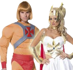 He Man Costumes