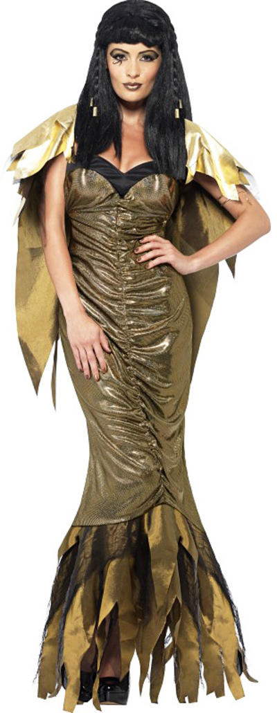 Dark Cleopatra Costume