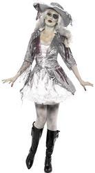 Ghost Ship Pirate Treasure Fancy Dress