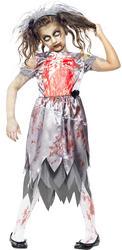 View Item Zombie Bride Costume